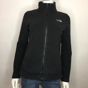 The North Face Size S/P Fleece Jacket Front-Zip